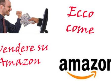 Come vendere su Amazon